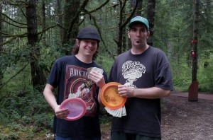 disc golf tacoma